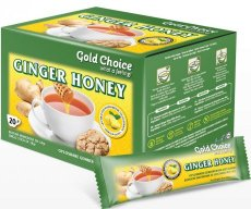 Ginger Honey 20x18gr